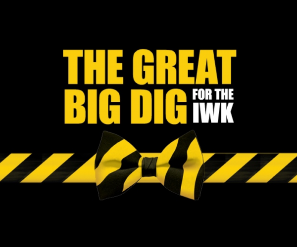 The great big dig for the IWK